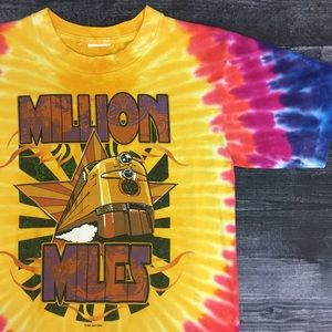 2007 Million Miles From Yesterday T-shirt